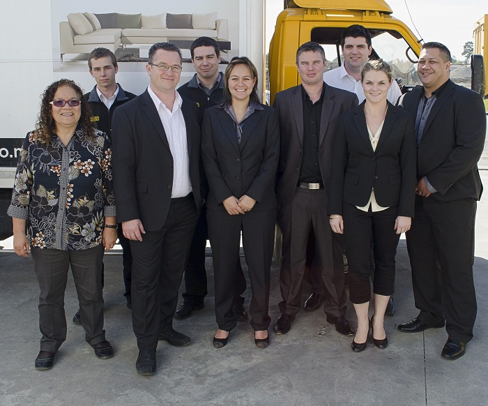 christchurchremovals team