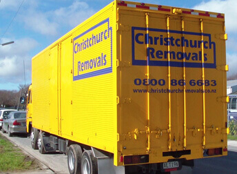 Office Movers Christchurch