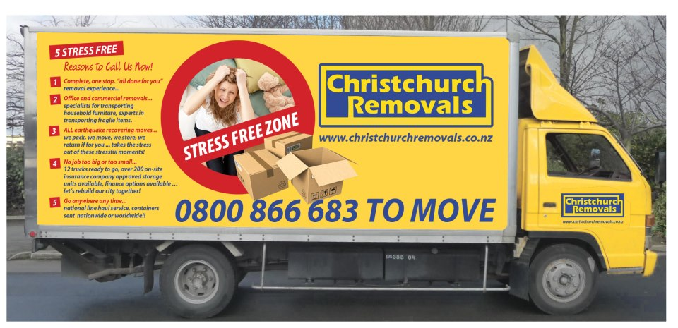 Christchurch Removals NZ