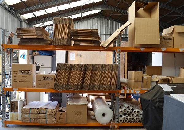 Christchurch furniture removals