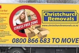 Christchurch Removals